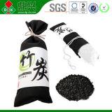 Saco ativado do removedor do eliminador do odor da umidade do carbono feito em Dongguan