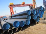 ASTM A106/A53/API5l 강철 이음새가 없는 관