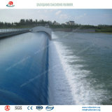 Água Self-Adjusting represa de borracha enchida na indústria elétrica