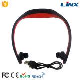 De Radio van Bluetooth van de Sport van Neckback MP3 in de Hoofdtelefoons van het Oor