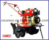 Jardim Tiller Mini Tiller Rotary Tiller Diesel Engine Tiller de Cp1350 9HP 6.6kw Diesel Tiller Power Tiller Farm Tiller