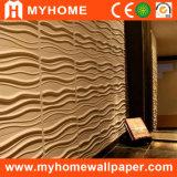 광저우 파 디자인 목욕탕을%s 현대 PVC 3D 벽면