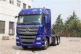 Sale를 위한 420HP 6X4 주요하 발동기 40ton Tractor Head 무겁 의무 Tractor Truck
