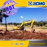 XCMGの公式21ton車輪の掘削機の0.91cbmバケツが付いている油圧クローラー掘削機
