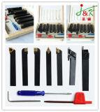 Strumenti per tornitura/utensile per il taglio/strumenti di carburo Indexable con acciaio 14mm