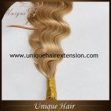 Cheratina europea di fusione fredda di Remy capovolgo le estensioni dei capelli