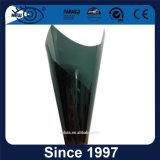 Película teñida solar durable estable de la ventana de coche del color del carbón de leña el 35%