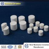 Cylindre en céramique d'alumine avec une densité (31*31 millimètres)