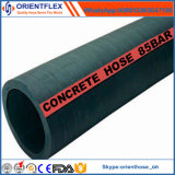 Boyau en caoutchouc concret flexible résistant à l'usure