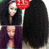 흑인 여성을%s 가발