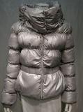 Vers le bas veste/manteau capitonné (LP00071)