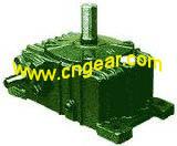Коробка передач редуктора скорости шестерни глиста (FCO-WPO) с аттестацией CE