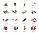 Neue Ankunft hölzernes USB-Blitz-Laufwerk mit kundenspezifischem Firmenzeichen (EW098)