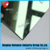 Vidrio reflexivo verde reflexivo verde oscuro del vidrio/ventana de Glass/F con Ce