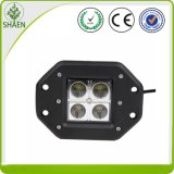 16W Flush Mount CREE LED Work Light