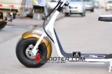 2016 neue 2 Big Wheel 800W Stadt-Cocos Electric Scooter Battery Scooter