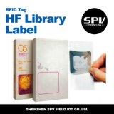 HF Icode Slix ISO15693 del contrassegno della libreria di RFID