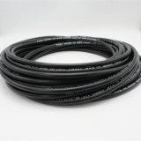 Durite de carburant tressée de la fibre moyenne automobile SAE J30r7 de pression de 3/8 pouce