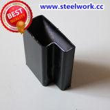 高品質のERWによって溶接される特別な形の鋼鉄管(T-08)
