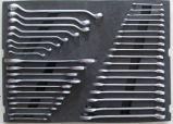 профессиональный сверхмощный комплект инструмента вагонетки 582PCS (FY582A)