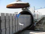 Blocchetti della parete di AAC per il blocco in calcestruzzo/mattone aerati sterilizzati nell'autoclave