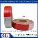 Roter u. weißer PUNKT 3m LKW-reflektierendes Band für Fahrzeug-Augenfälligkeit