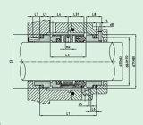 Burgmann mechanische Dichtung mit Multi-Sprung (HUU803)