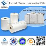 최고 스티키는 디지털 인쇄를 위한 박판으로 만드는 필름을 Pre-Glue (35mic)