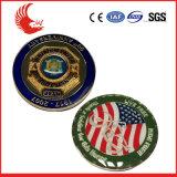 Fornitore poco costoso su ordinazione professionale della moneta del metallo del bollo