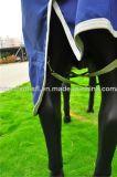 1200d馬のRidingturnoutの馬用の毛布