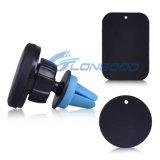 Mini sostenedor del móvil del coche del sostenedor del teléfono de la salida de aire del coche del sostenedor del teléfono móvil de la rotación de 360 grados
