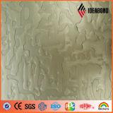 Yalida Fabrik-Preis-Noten-Serien-Silber metallisches ACP