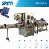 Automatische Kurbelgehäuse-Belüftungshrink-Hülsen-Flaschen-Etikettiermaschine