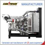 générateur diesel électrique silencieux à quatre temps de 1000kVA Perkins sur la promotion