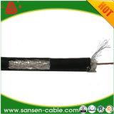 Garantie van de Kabel Rg59/RG6/Rg11/Rg213 van kabeltelevisie CATV de Coaxiale