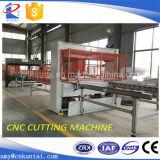Cortadora de la pista del recorrido del CNC para el material de hoja