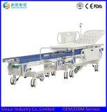 의학 수술장 연결 병원 수송 들것