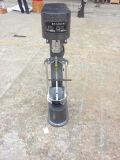 Semi-Auto parafusos elétricos de garrafa plástica Cap Taping Machine