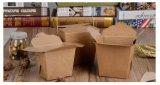 Легкая коробка обеда бумаги высокого качества деятельности делая машину (QH-9905)