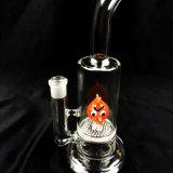 Rauchendes Wasser-Rohr des Hb-König-Enjoylife American Roll Glass