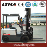 Ltma mini carretilla elevadora eléctrica de 2 toneladas