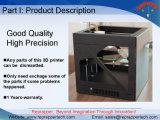 Imprimante 3D de bureau d'imprimante de Reprappertech Ultibot Y200 3D pour l'imprimante de Fdm 3D d'éducation