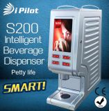 Excellente machine intelligente de la boisson S200 pour le film publicitaire Using