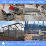 주요 제품 Prefabricated 경량 벽면 조형기 칸막이벽 압출기