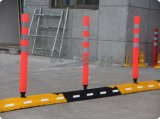 mit Recovery Post Rubber Traffic Road Divider System (DH-TS-1MTLP)