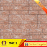 Rústica Azulejos de pared exterior Teja Ceramic Tile (360113)