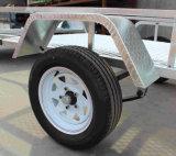 De enige Aanhangwagen van Alex ATV
