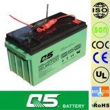 12V65AH, almacenaje de la batería solar puede modificar 50AH para requisitos particulares, 60AH, 70AH, 80AH; El estándar de la batería de la energía eólica de la batería del GEL de la batería solar no modifica productos para requisitos particulares