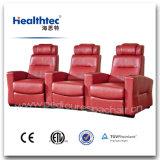 監視映画(T016-D)のための気高い現代リクライニングチェアの椅子