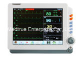 Ce / ISO Medical 12,1 pouces Portable Multi-Parameter Patient Monitor